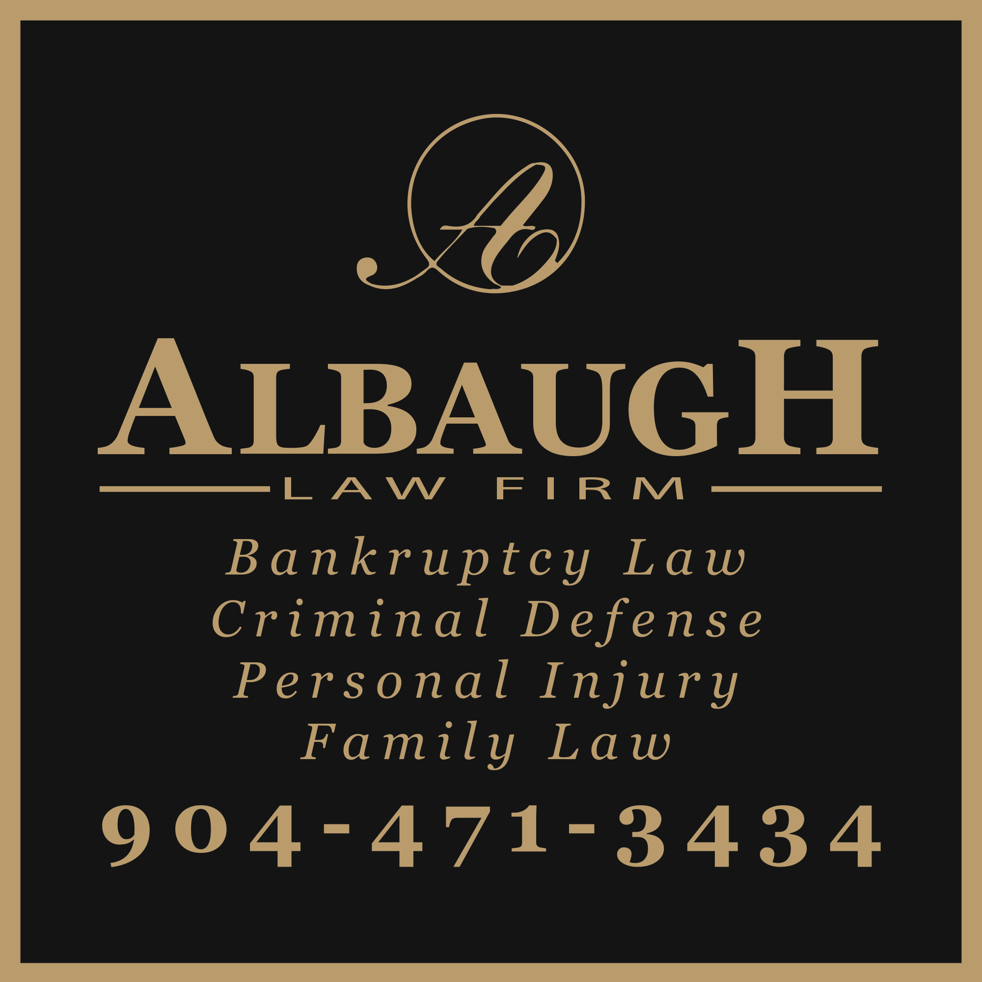 Albaugh Law Firm Square Logo V1