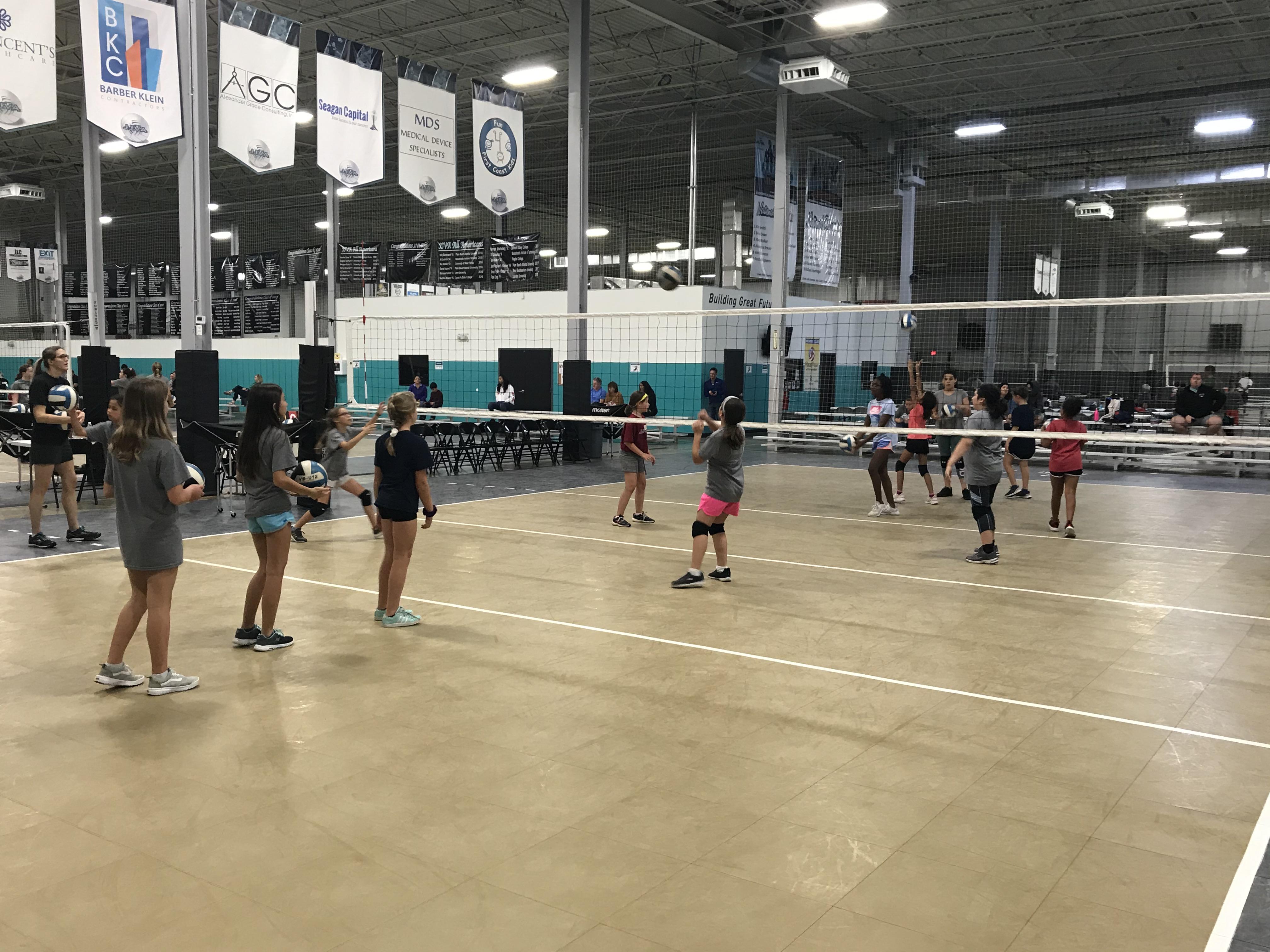 Train Play Tap Jacksonville Juniors Volleyball Association Jjva