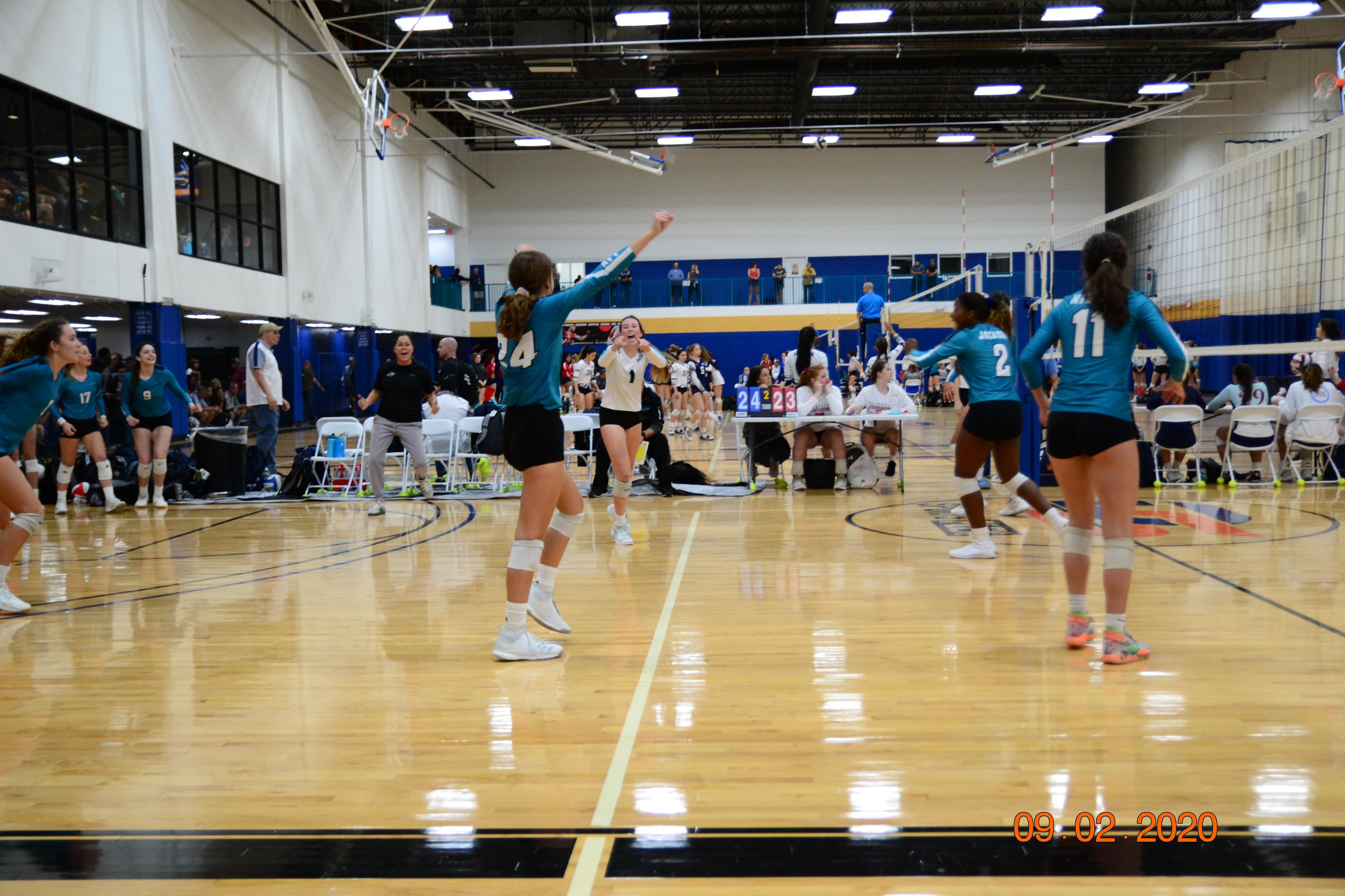Free Volleyball Clinics Jacksonville Juniors Volleyball Association Jjva